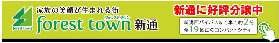フォレストタウン新潟
